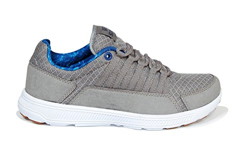 Supra OWEN scarpe, grigio bianco, Grigio (grigio), 11 UK