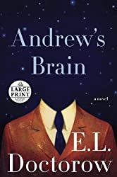 Andrew's Brain: A Novel (Random House Large Print) by E.L. Doctorow (2014-01-14)