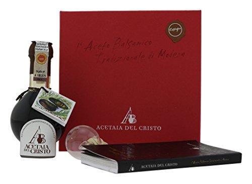 Acetaia del Cristo COF-AT+T Aceto Balsamico Tradizionale di Modena DOP - 100 ml