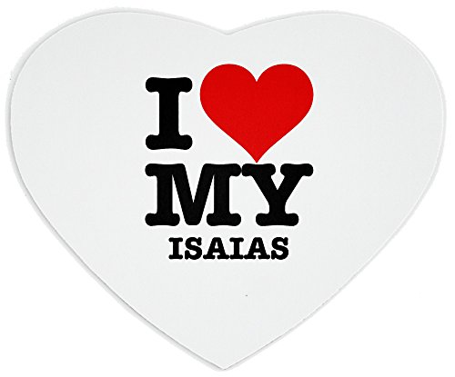 heartshaped-mousepad-with-i-love-my-isaias