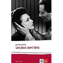 Les jeux sont faits: Schulausgabe für das Niveau B2. Französisches Originaldrehbuch mit Annotationen (Éditions Klett)