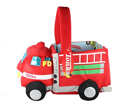 tonka-fire-engine-truck-soft-toy-easter-egg-basket