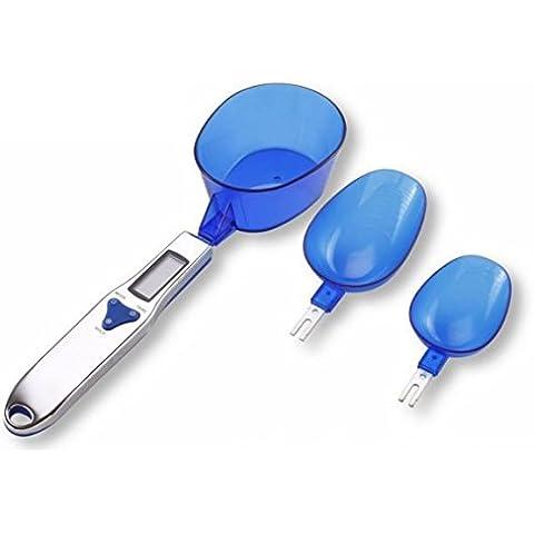 GJX@ Cucchiaio cucina Bilance elettroniche bilance 0.1 g misura cucchiaio