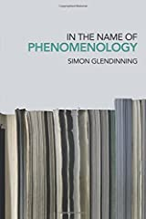 In the Name of Phenomenology Paperback