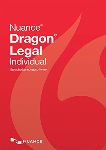 Dragon Legal Individual 15 [PC Download] - Nuance Software-download