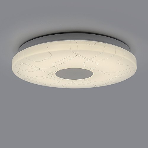 kusun 12w plafoniere a led lampada bagno cucina moda modelli arrotondati luce 1000lm neutro bianco