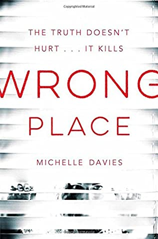 book cover of Wrong Place