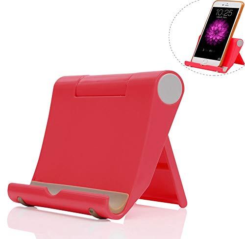 Dosige Soporte Móvil Sobre la Mesa Soporte para iPad Tabletas iPhone 7/6 Plus/6s/6/SE y Android Smartphone