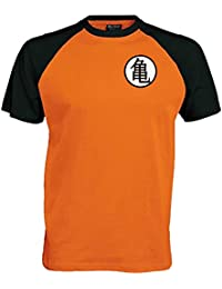 Lifeguardgear Camiseta - para Hombre Naranja Orange/Black M