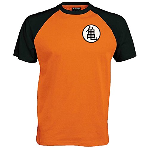 Lifeguardgear - Camiseta - para hombre Naranja Orange/Black S