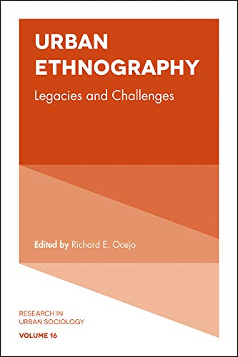 sociology ethnography books
