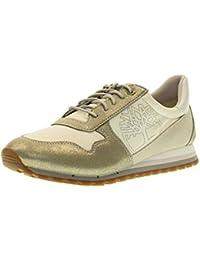 Timberland Milan Flavor, Zapatos de Cordones Oxford Para Mujer, Dorado (Gold), 41 EU