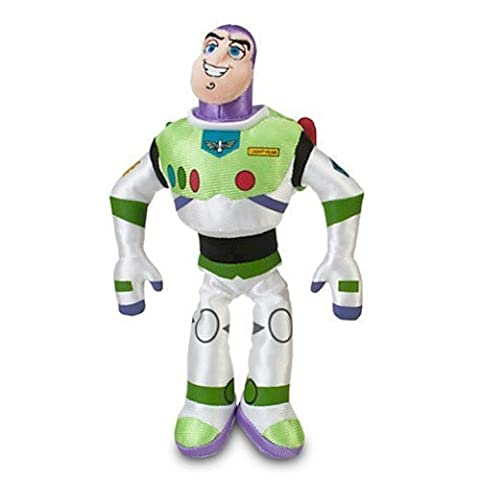 Disney Buzz Lightyear Plush - Mini Bean Bag 10'' by Disney [Toy] by Disney