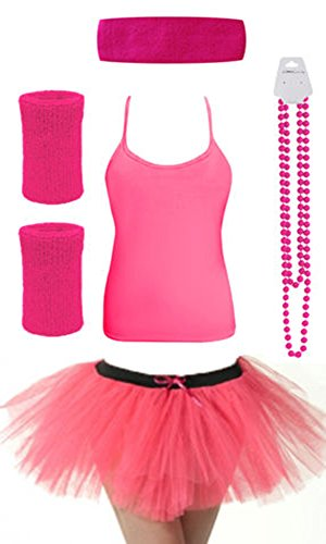 Sofias Closet -  Gonna  - Donna Neon Pink