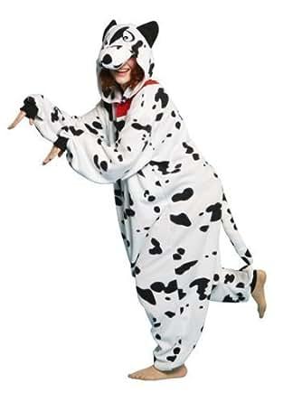 Costume Dalmatien | Kigurumi Cosplay Onesie Grenouillère