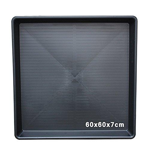 PP Universal-Wanne 600 x 600 x70mm