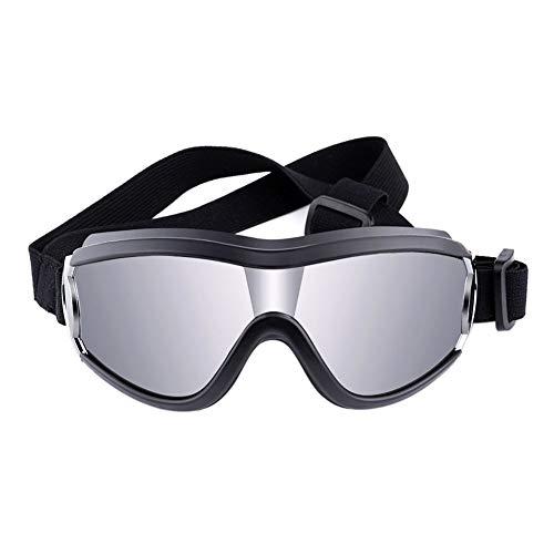 nuiOOui131-Sonnenbrille für Hunde UV-beständig Wasserdicht Winddicht Augenschutz Brillen Brillen