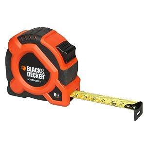 Black & Decker BDHT0-30092 Flessometro, 5m 41ceT5Mkn2L. SS300