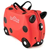 Trunki Ride-on Suitcase - Harley the Ladybug/Ladybird (Red) (Luggage)