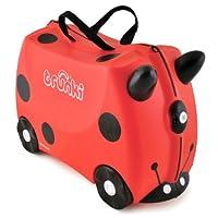 Trunki Harley the LadyBug Ride On Suitcase - 0092