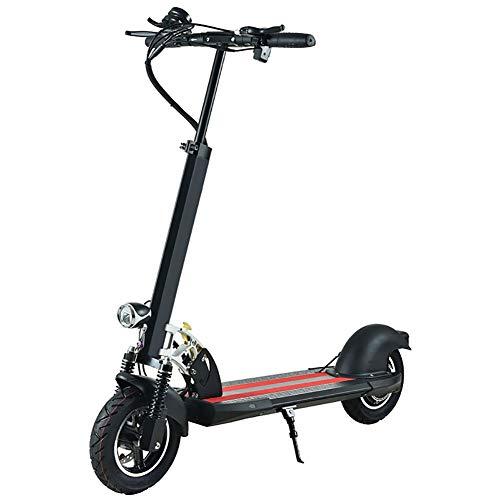 AFOOY Elektroroller Für Erwachsene, Mini Faltbare Tragbare Mit Klappsitz 10 Zoll 100 kg Last 20 km/h Für Arbeitspendeln Downtown Travel, 36 V / 8AH / 350 Watt Mit Fernbedienung