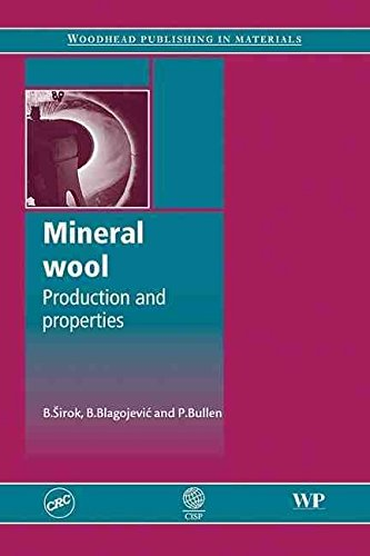 [(Mineral Wool : Production and Properties)] [Edited by B. Sirok ] published on (June, 2008)