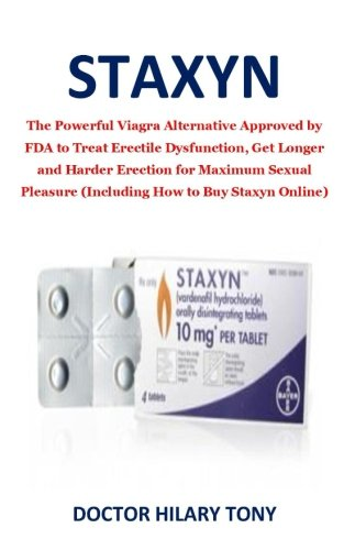 Download Pdf Staxyn The Powerful Viagra Alternative Approved By