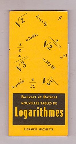 C. Bouvart,... A. Ratinet,... Nouvelles tables de ...