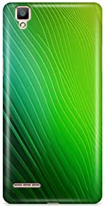 Sand Dunes Designer Printed Hard Back Case cover for Oppo F1 Selfie