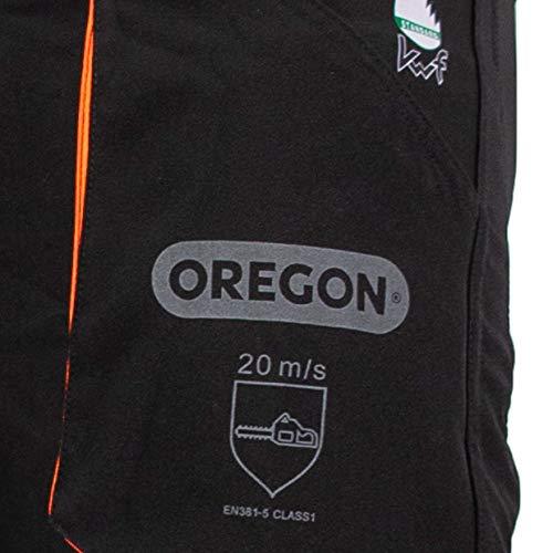 tipo A Oregon Scientific 295435 Pantaloni protettivi per motosega Yukon 3XL