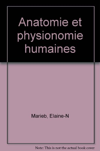 Anatomie et physionomie humaines