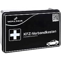 Walser 44262 Kfz Verbandskasten Schwarz Nach Din 13164 preisvergleich bei billige-tabletten.eu
