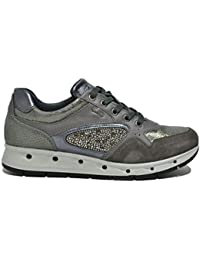 IGI CO Sneakers Zeppa Grigio Scarpe Donna Gore-Tex Surround 87642 9c4871c2b48