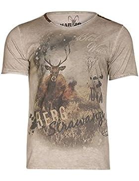 MarJo Herren Herren T-Shirt mit
