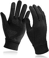 Unigear Touchscreen Handschuhe, Unisex Sporthandschuhe Handschuhfutter Outdoor Laufhandschuhe Warme Winddichte...