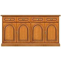Amazon.it: mobili soggiorno classico - Styledesign / Credenze e ...