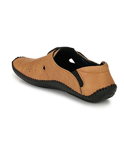 568553ae8cb7b6 Big Fox Roman Sandals for Men
