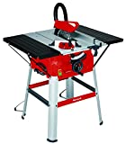 Einhell Table de sciage TC-TS 2025 U (2000 W, 24 dents, Hauteur de travail : 830 mm,...