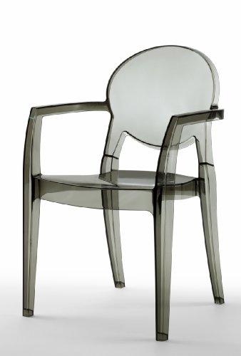 OG 2355 Stühle, Scab Igloo, Küche, Bar, Restaurant, Garten, Außenbereich, modernes Design -
