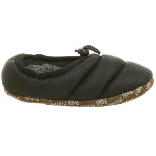 Baffin Cush Rund Textile Slipper Black
