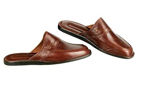 Pantofole The Bridge | Story Exclusive numero 44 | 151910011044-marrone