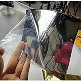 StickersLab - Film adhésif chromé sans bulles à poser sur voiture ou moto