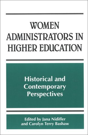 Womens Carpenter Jeans (Women Administrators in Higher Edu: Historical and Contemporary Perspectives (Suny Series, Frontiers in Education) by Cynthia Farr Brown (2001-01-04))