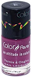 Color Fever Absolute Matt Nail lacquer - Matt Plum 0.30 Ounce