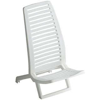 ALCO 1–600–Beach Chair Polypropylene White Color 21