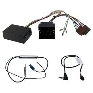 lenkradfernbedienungsadapter auf alpine clarion jvc mit klinkenstecker inkl can bus adapter und. Black Bedroom Furniture Sets. Home Design Ideas