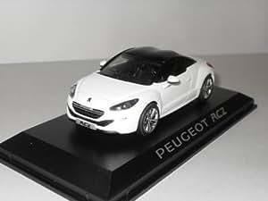 Peugeot RCZ 2013 - Norev 1/43e