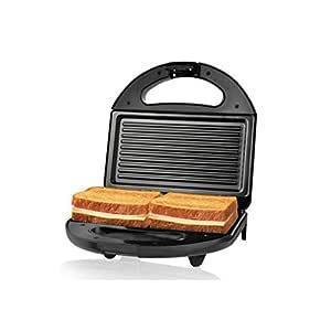 Nova NSG 2441 750-Watt 2 Slice Sandwich Maker (Black)