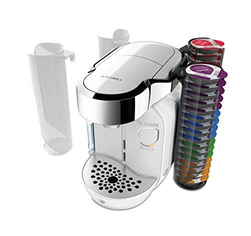 Bosch Tassimo Multi-Beverage Machine, 1.2 Litre, 1300 W, 3.3 Bar, Majestic White