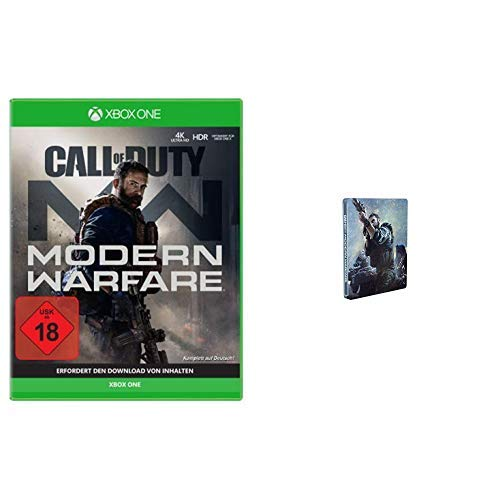 Call of Duty: Modern Warfare + Steelbook + 3 Monate Mitgliedschaft | Xbox Game Pass Ultimate [Download Code]